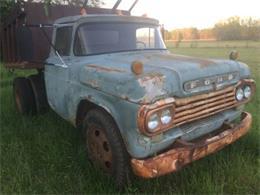 1959 Ford F600 (CC-1117173) for sale in Cadillac, Michigan
