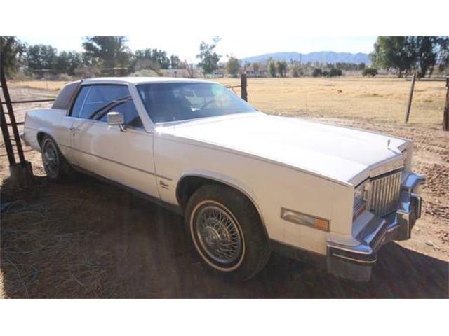 1980 Cadillac Eldorado (CC-1117176) for sale in Cadillac, Michigan