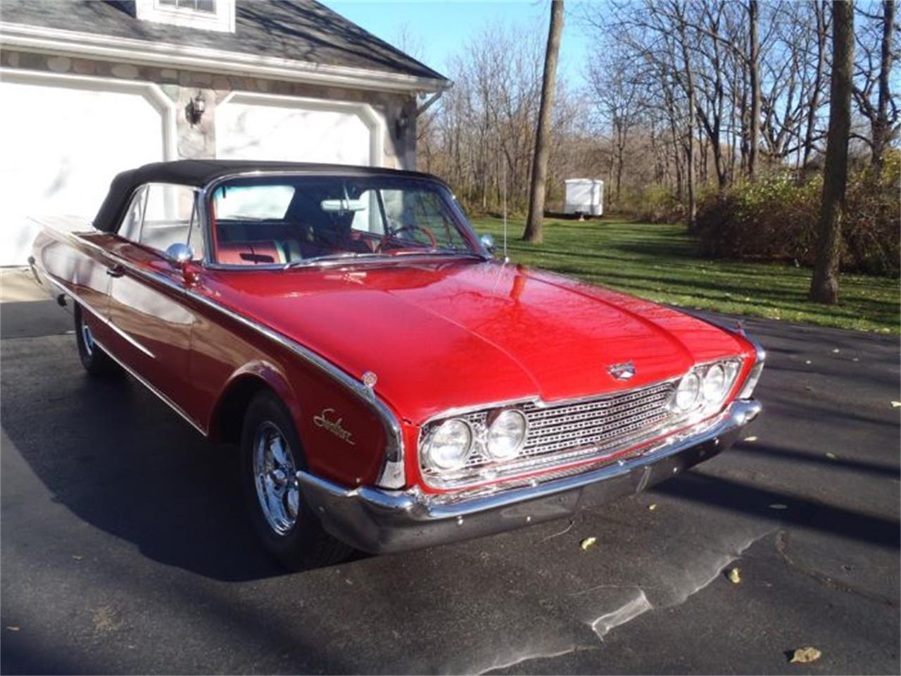 1960 Ford Galaxie (CC-1117186) for sale in Cadillac, Michigan