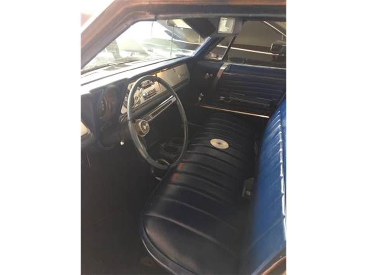 1965 Oldsmobile Delta 88 (CC-1117187) for sale in Cadillac, Michigan