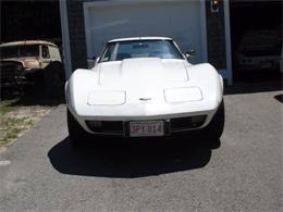 1977 Chevrolet Corvette (CC-1117205) for sale in Cadillac, Michigan