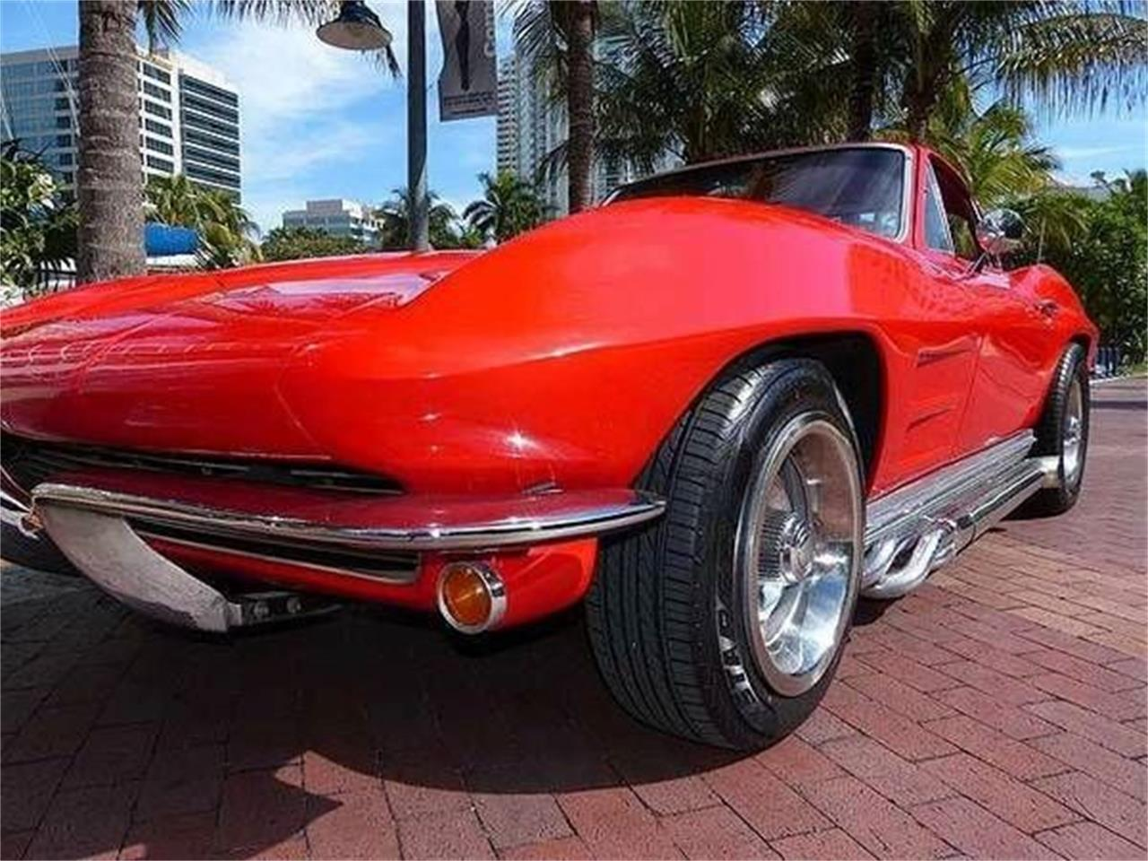 1964 Chevrolet Corvette (CC-1117207) for sale in Cadillac, Michigan