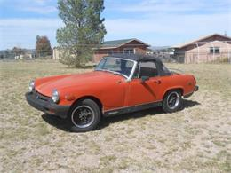 1979 MG Midget (CC-1117208) for sale in Cadillac, Michigan