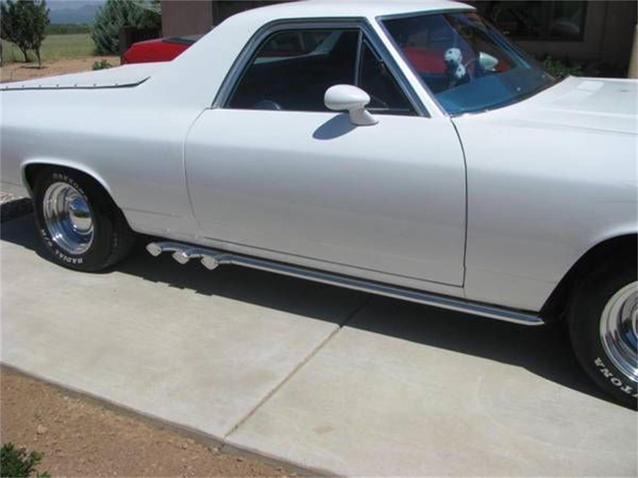 1971 Chevrolet El Camino (CC-1117210) for sale in Cadillac, Michigan