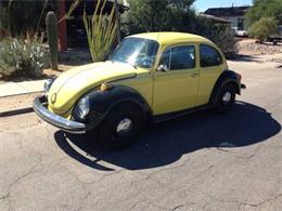 1974 Volkswagen Super Beetle (CC-1117220) for sale in Cadillac, Michigan