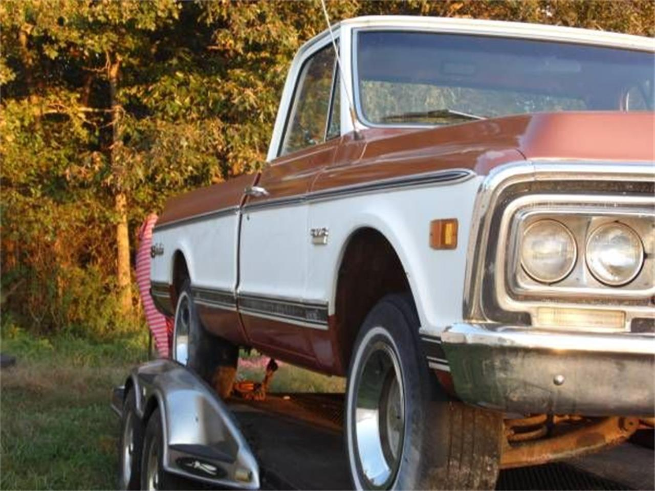 1972 GMC C/K 10 (CC-1117224) for sale in Cadillac, Michigan