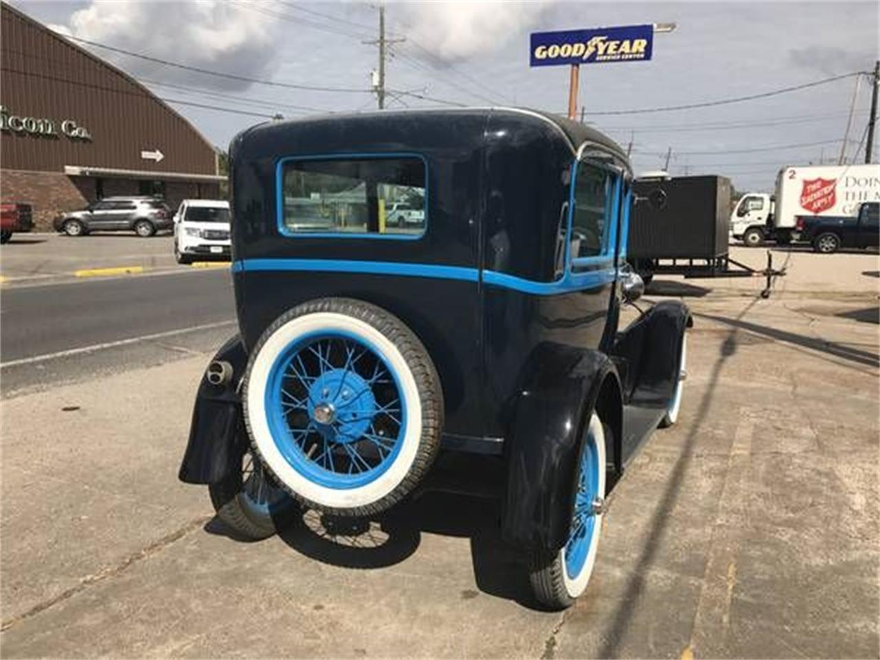 1929 Ford Model A (CC-1117225) for sale in Cadillac, Michigan