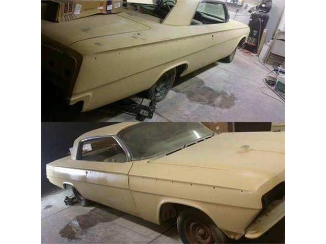 1962 Chevrolet Impala (CC-1117239) for sale in Cadillac, Michigan