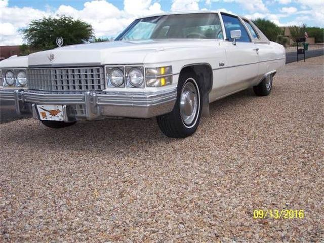 1974 Cadillac Calais (CC-1117251) for sale in Cadillac, Michigan