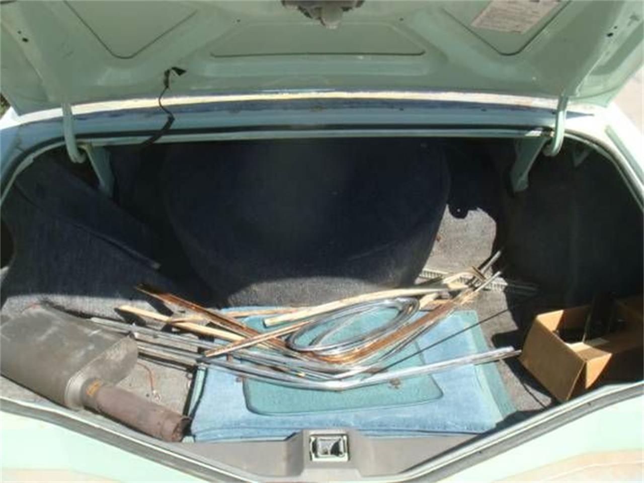 1979 Lincoln Continental (CC-1117254) for sale in Cadillac, Michigan