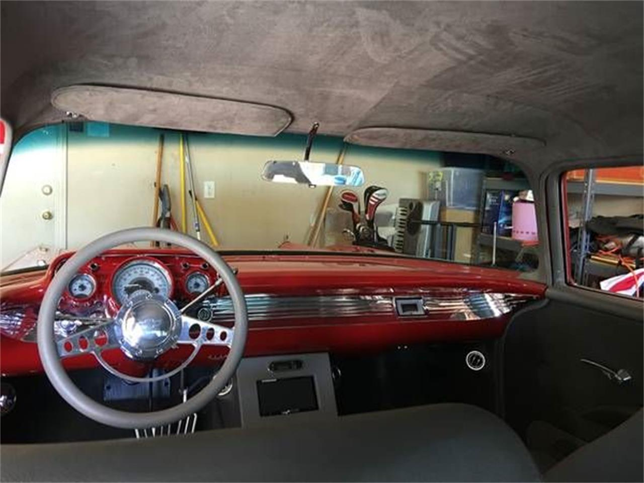 1957 Chevrolet Bel Air (CC-1117255) for sale in Cadillac, Michigan