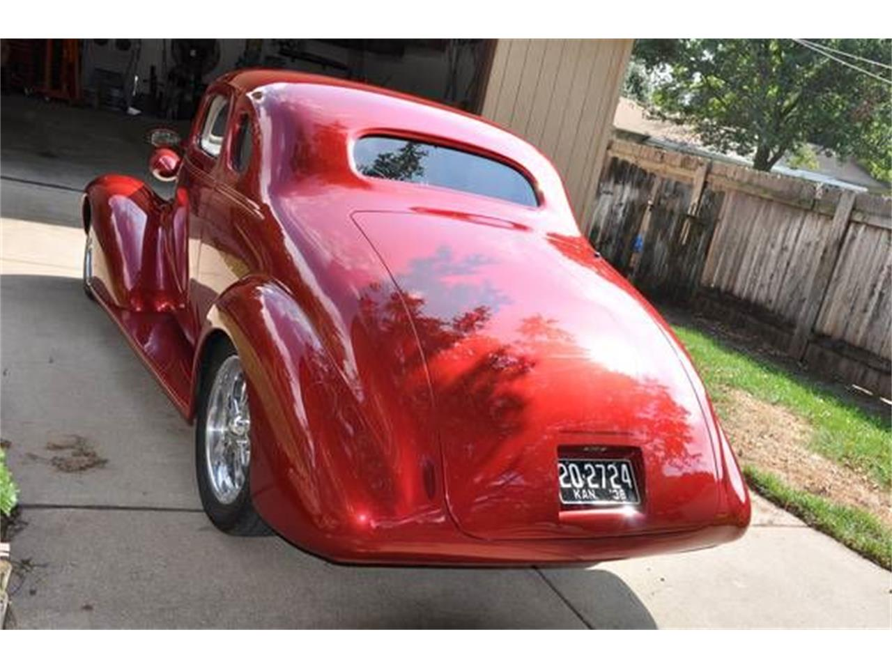 1938 Chevrolet Coupe (CC-1117286) for sale in Cadillac, Michigan