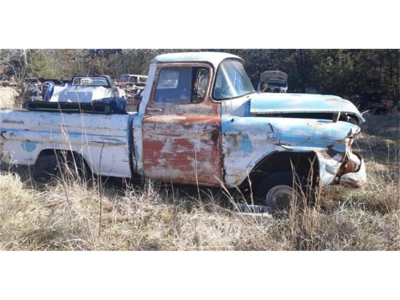 1959 Chevrolet 3100 (CC-1117292) for sale in Cadillac, Michigan