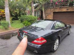 2007 Mercedes-Benz 500SL (CC-1117296) for sale in Cadillac, Michigan