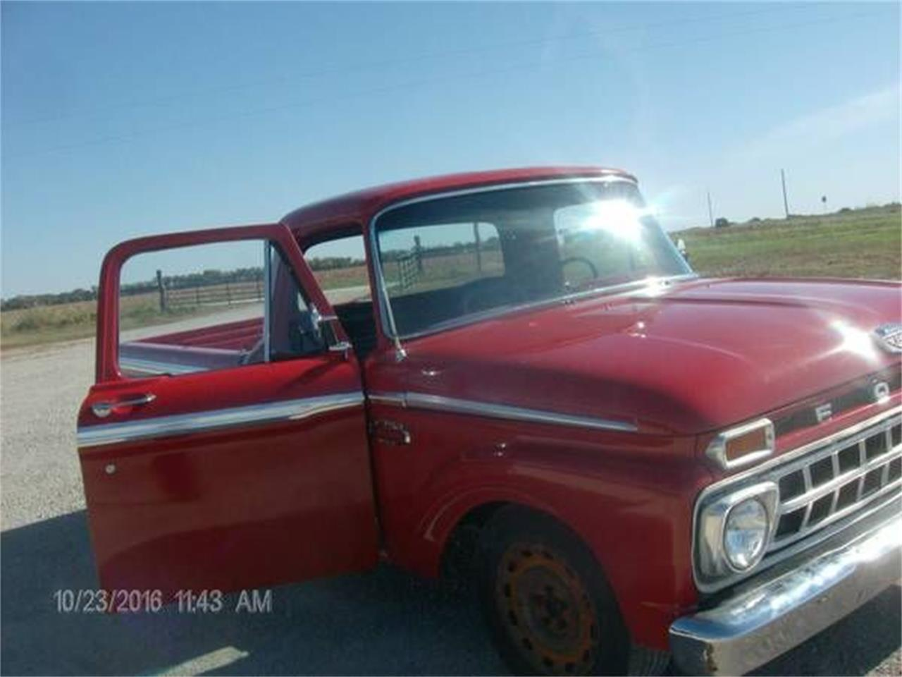1965 Ford F100 (CC-1117297) for sale in Cadillac, Michigan