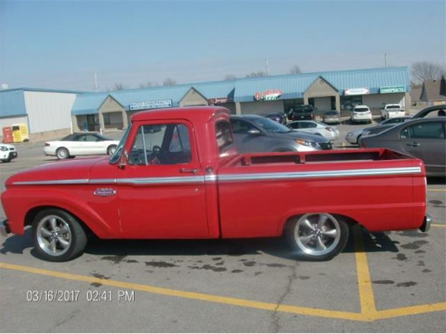 1965 Ford F100 (CC-1117297) for sale in Cadillac, Michigan