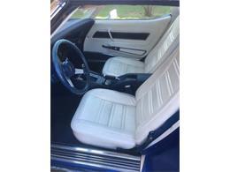 1977 Chevrolet Corvette (CC-1117306) for sale in Cadillac, Michigan