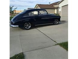 1949 Chevrolet Sedan (CC-1117312) for sale in Cadillac, Michigan