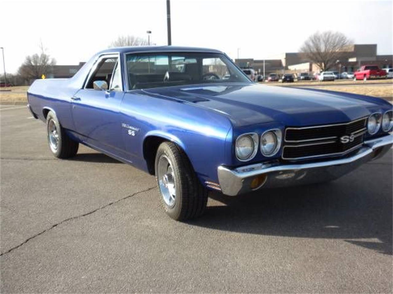 1970 Chevrolet El Camino (CC-1117336) for sale in Cadillac, Michigan
