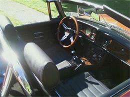 1977 MG MGB (CC-1117352) for sale in Cadillac, Michigan