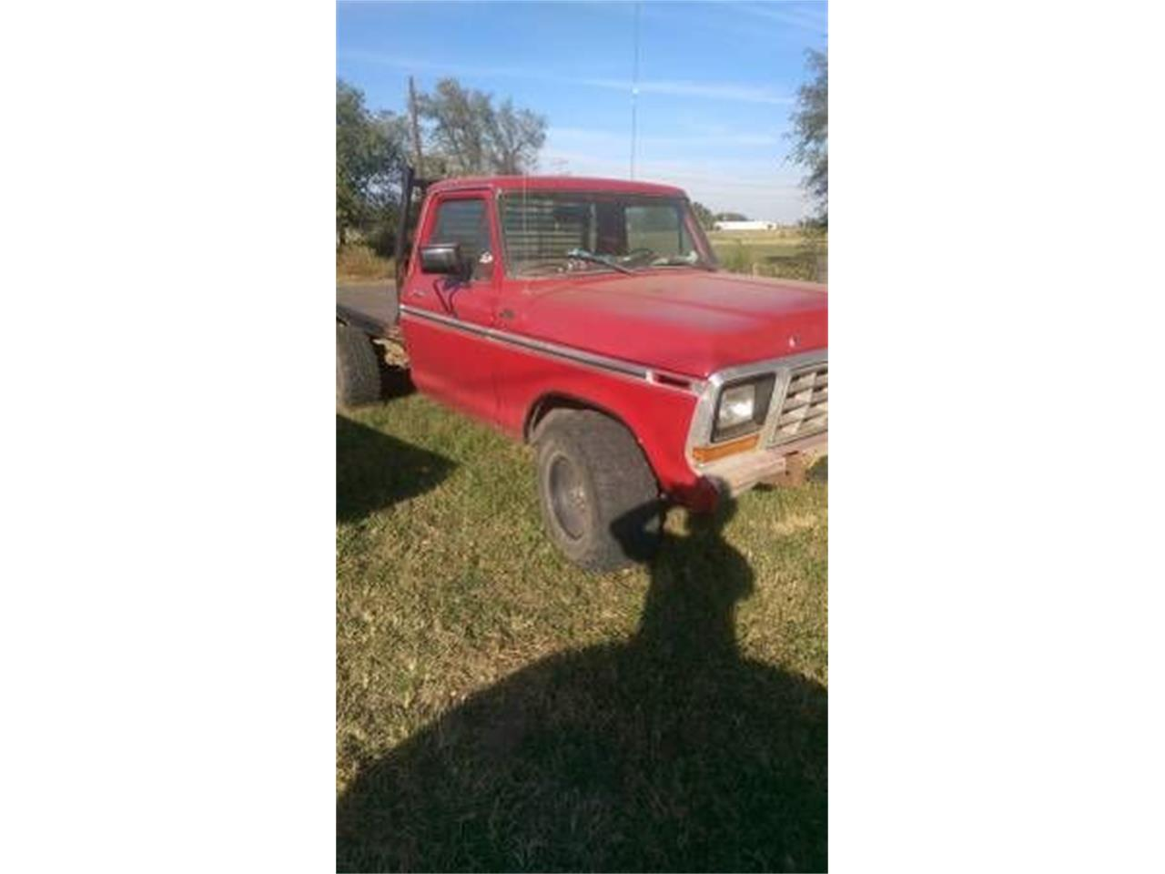 1979 Ford F150 (CC-1117354) for sale in Cadillac, Michigan