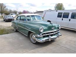 1954 Chevrolet Bel Air (CC-1117355) for sale in Cadillac, Michigan