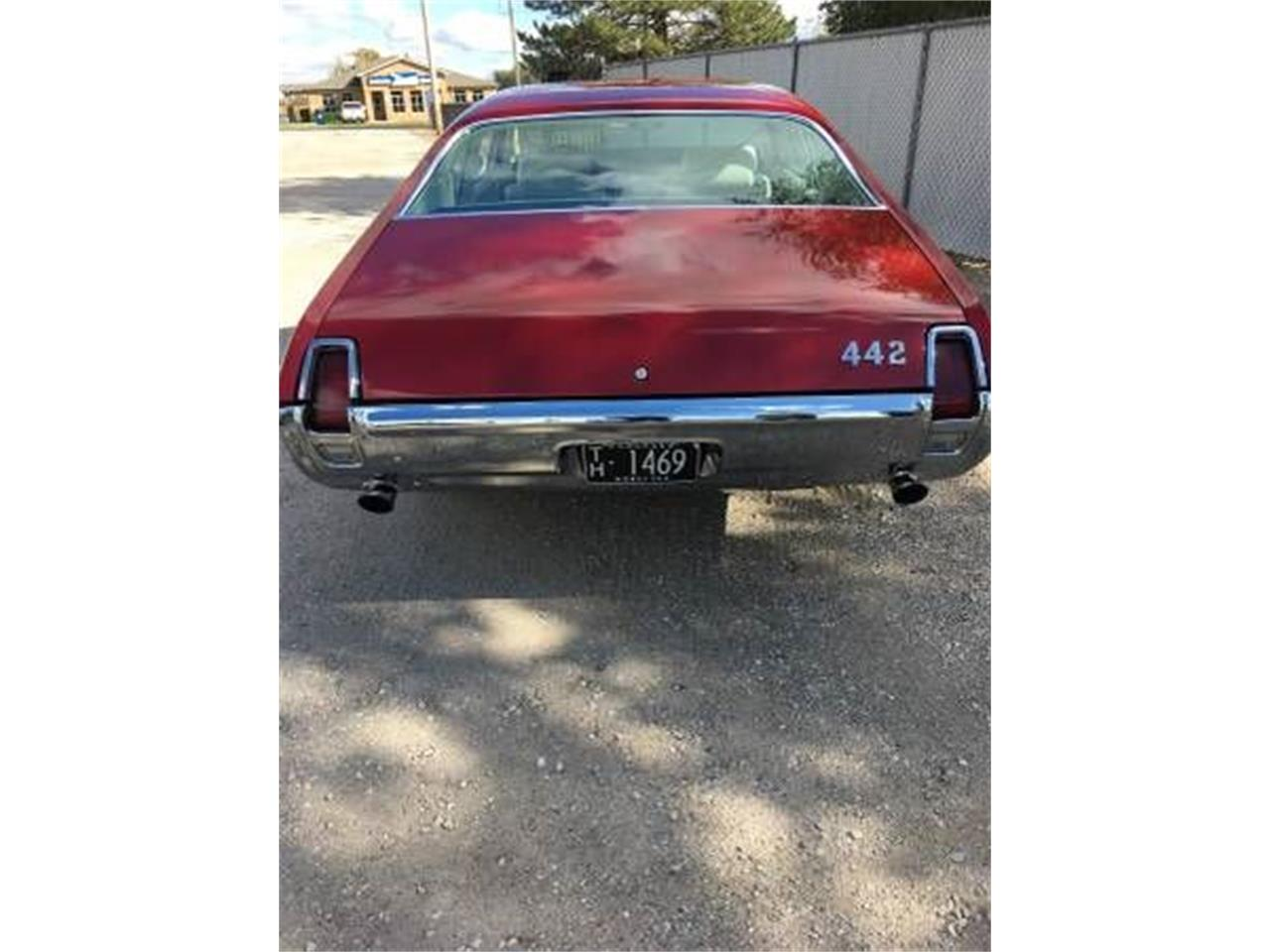 1969 Oldsmobile 442 (CC-1117358) for sale in Cadillac, Michigan