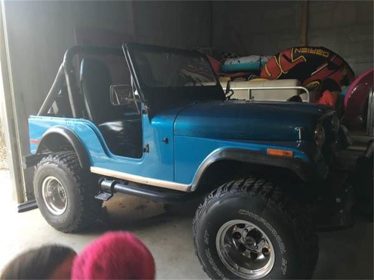 1979 Jeep CJ5 (CC-1117374) for sale in Cadillac, Michigan