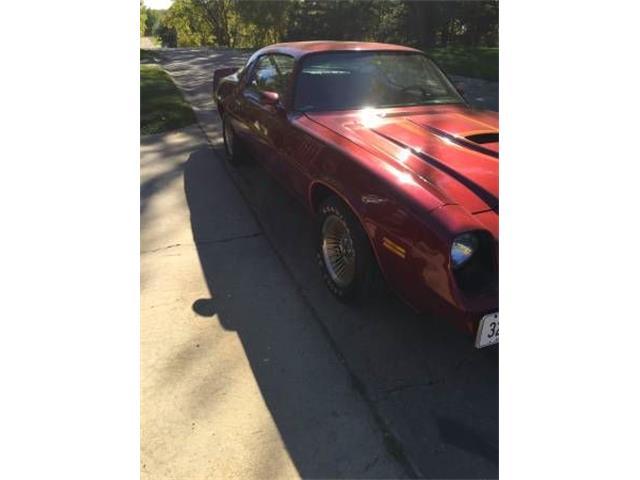 1978 Chevrolet Camaro (CC-1117378) for sale in Cadillac, Michigan