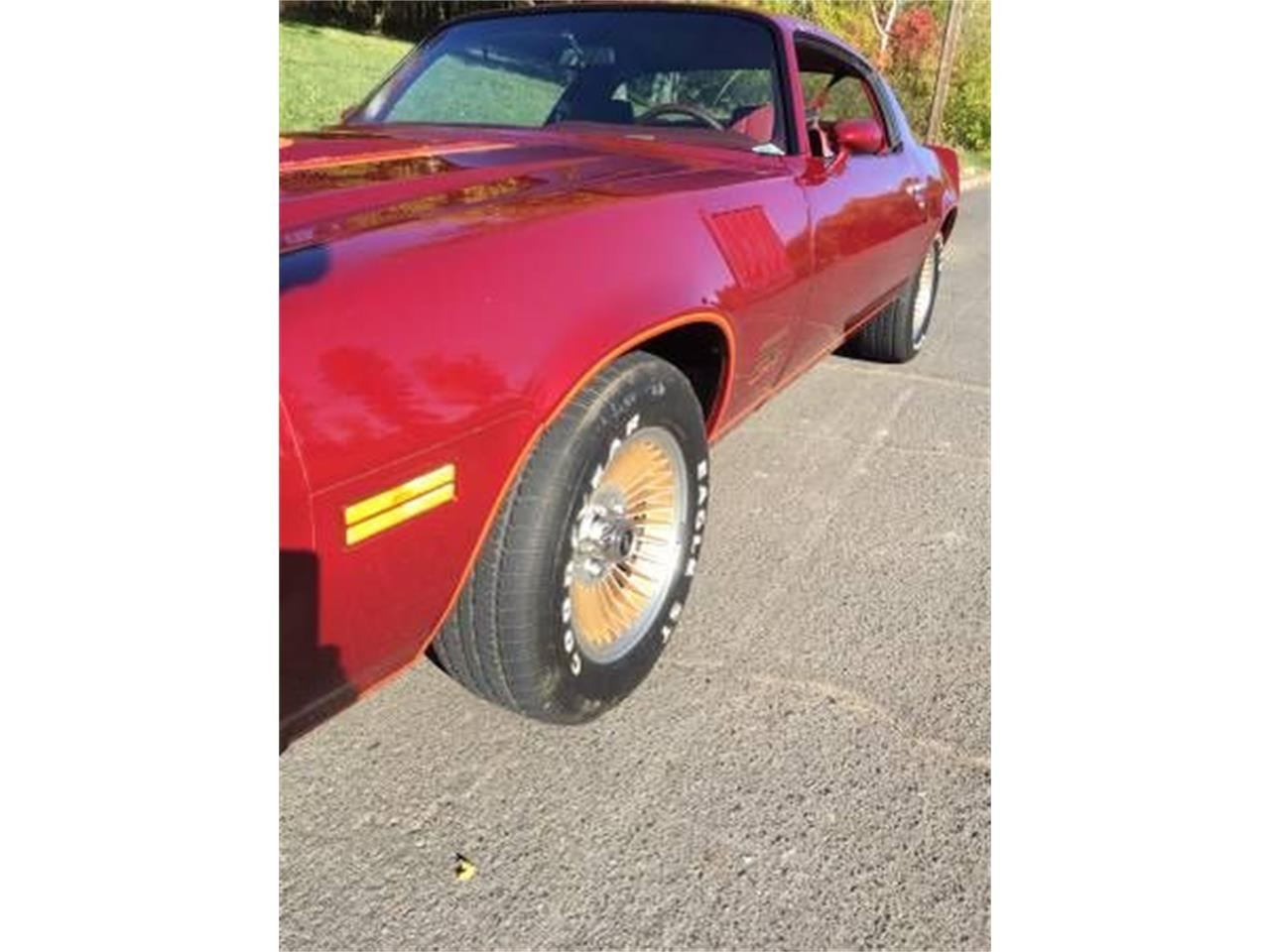 1978 Chevrolet Camaro (CC-1117378) for sale in Cadillac, Michigan