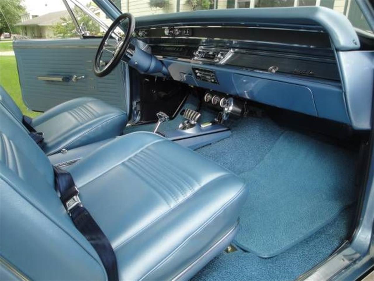 1967 Chevrolet Chevelle (CC-1117381) for sale in Cadillac, Michigan