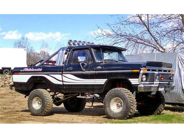 1977 Ford F150 (CC-1117384) for sale in Cadillac, Michigan