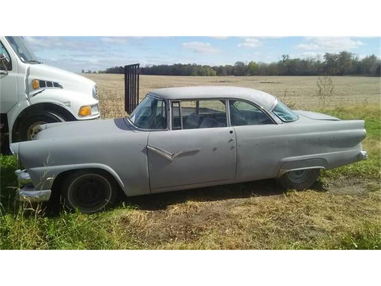1955 Ford Crown Victoria (CC-1117396) for sale in Cadillac, Michigan