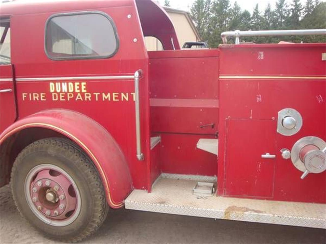 1951 American LaFrance Fire Engine (CC-1117399) for sale in Cadillac, Michigan