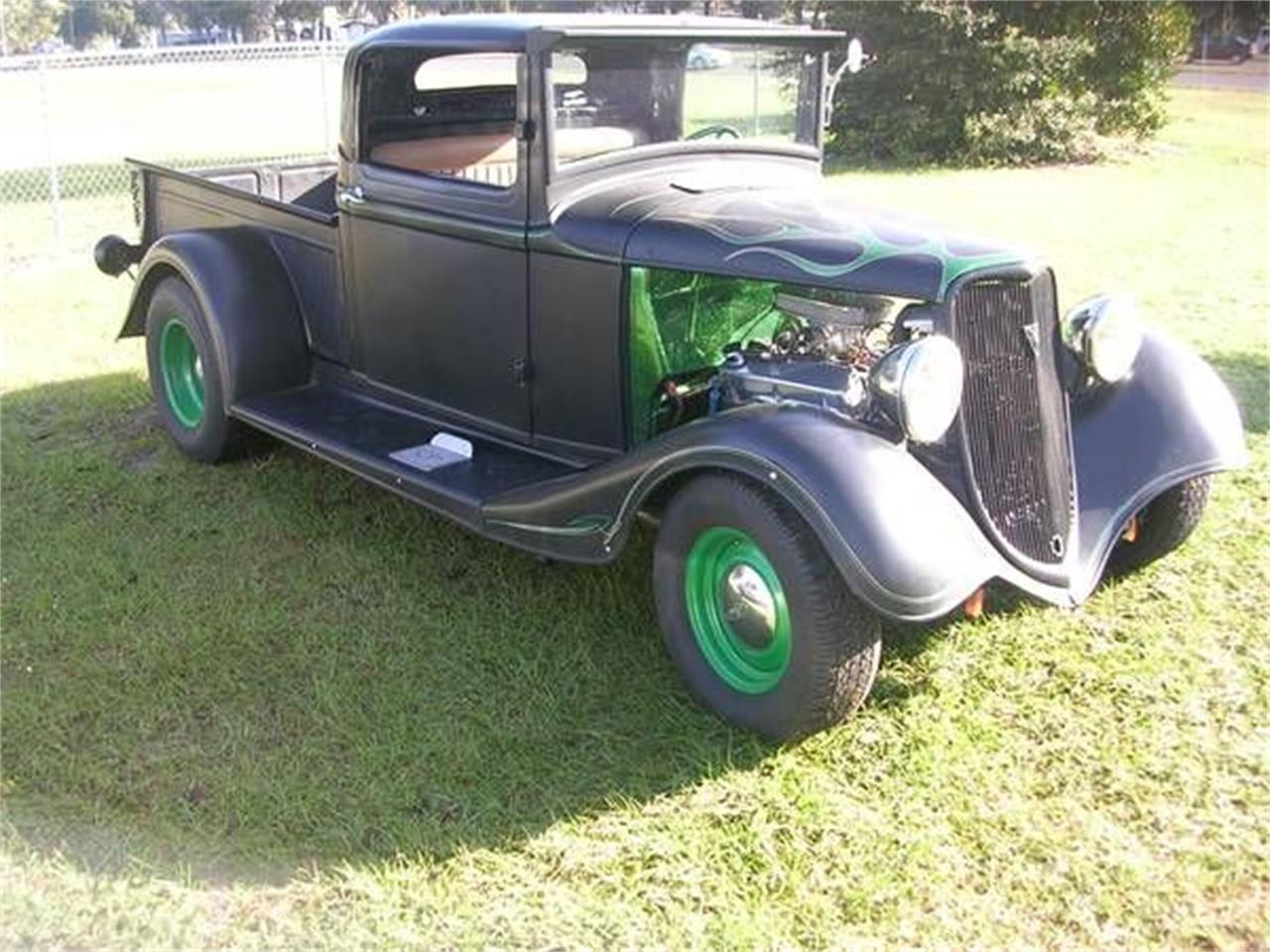 1933 Ford Rat Rod (CC-1117407) for sale in Cadillac, Michigan