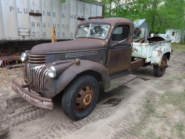 1946 Chevrolet 3600 (CC-1117422) for sale in Cadillac, Michigan