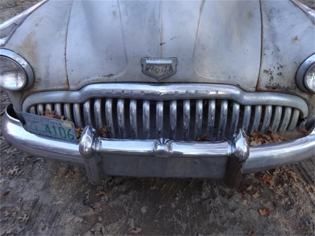 1949 Buick Super (CC-1117423) for sale in Cadillac, Michigan