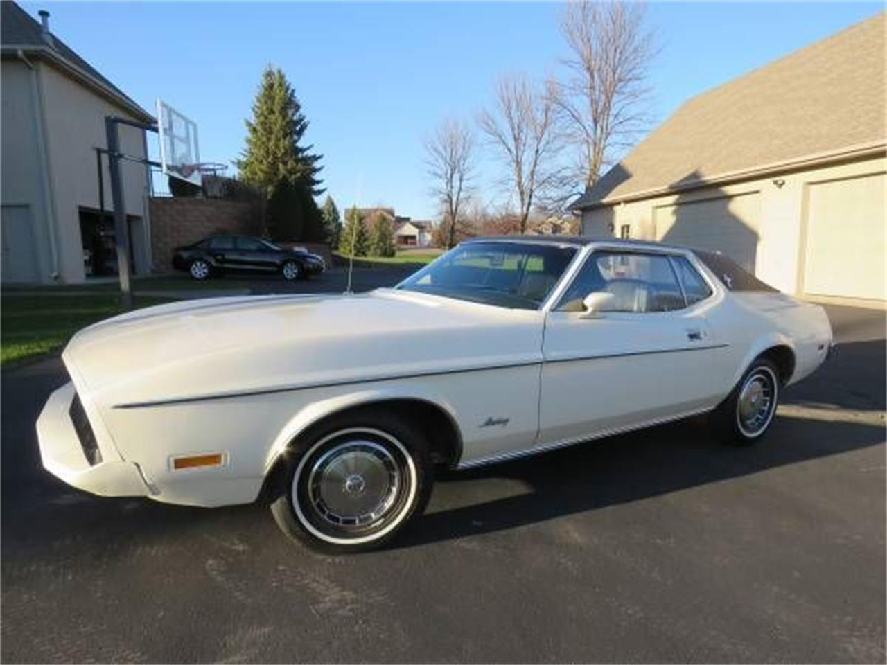 1973 Ford Mustang (CC-1117427) for sale in Cadillac, Michigan