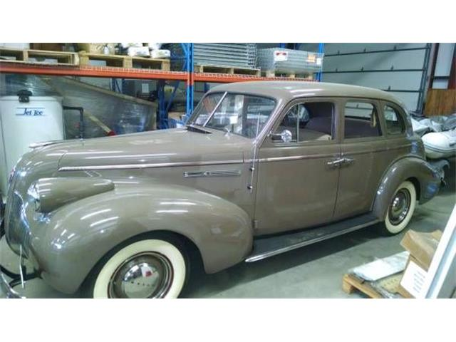 1939 Buick Special (CC-1117452) for sale in Cadillac, Michigan