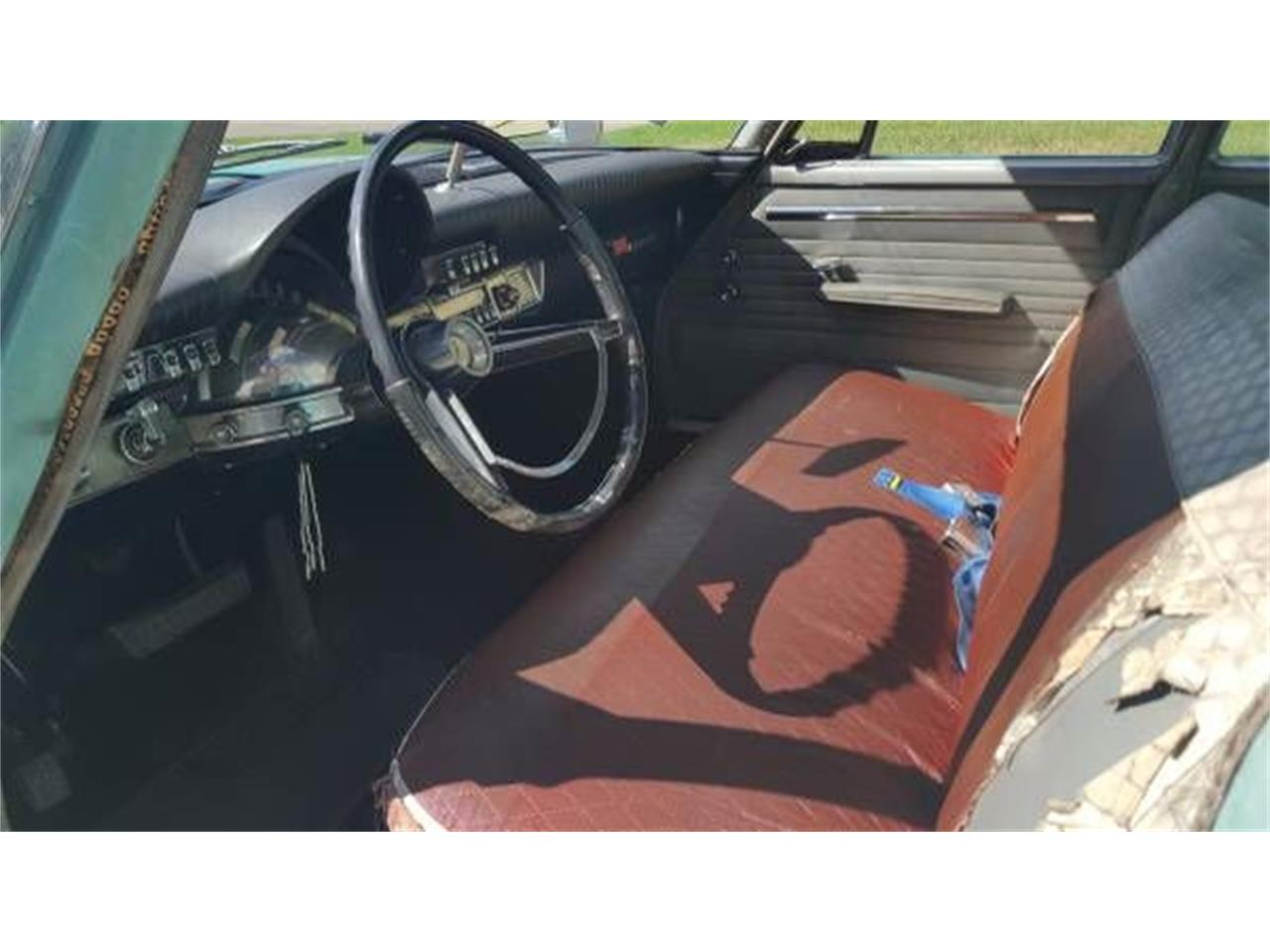 1962 Chrysler Newport (CC-1117454) for sale in Cadillac, Michigan