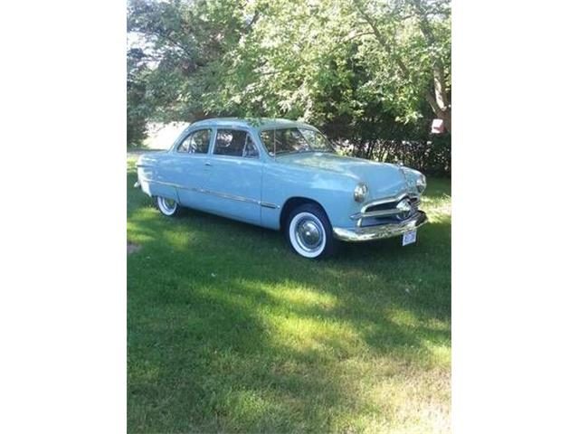 1949 Ford Custom (CC-1117456) for sale in Cadillac, Michigan