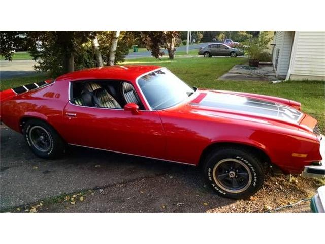 1974 Chevrolet Camaro (CC-1117467) for sale in Cadillac, Michigan