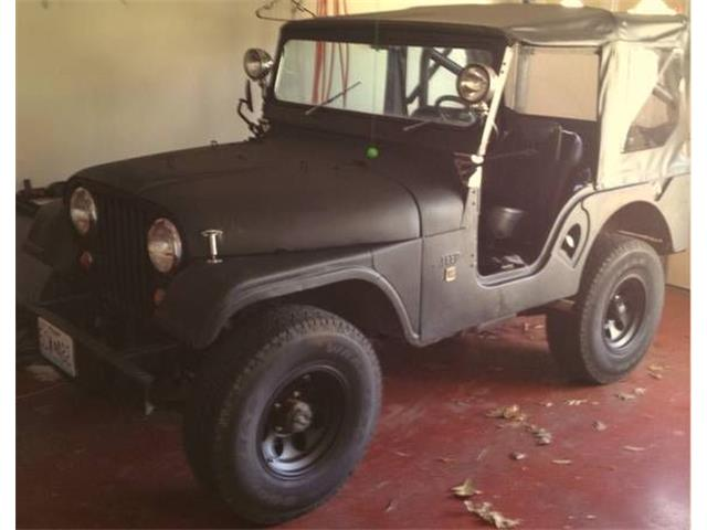 1968 Jeep CJ5 (CC-1117473) for sale in Cadillac, Michigan