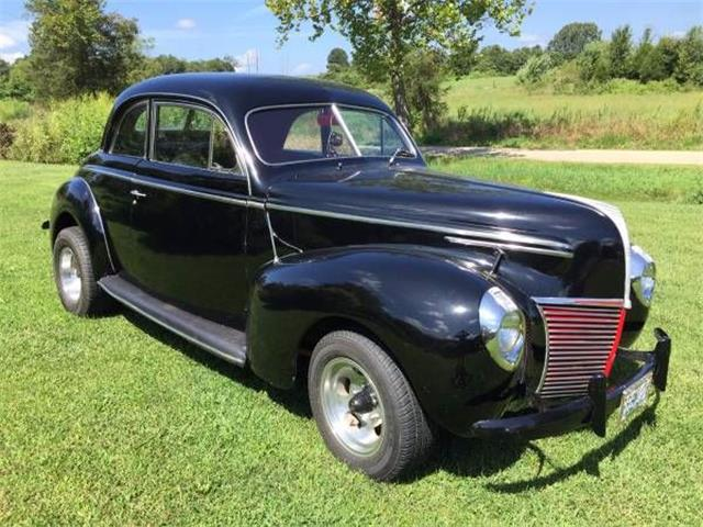 1940 Mercury Coupe (CC-1117478) for sale in Cadillac, Michigan
