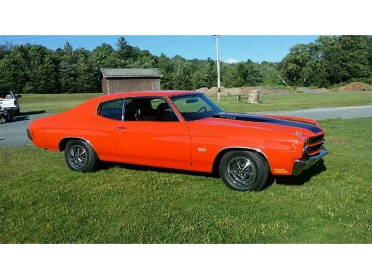 1970 Chevrolet Chevelle (CC-1117494) for sale in Cadillac, Michigan