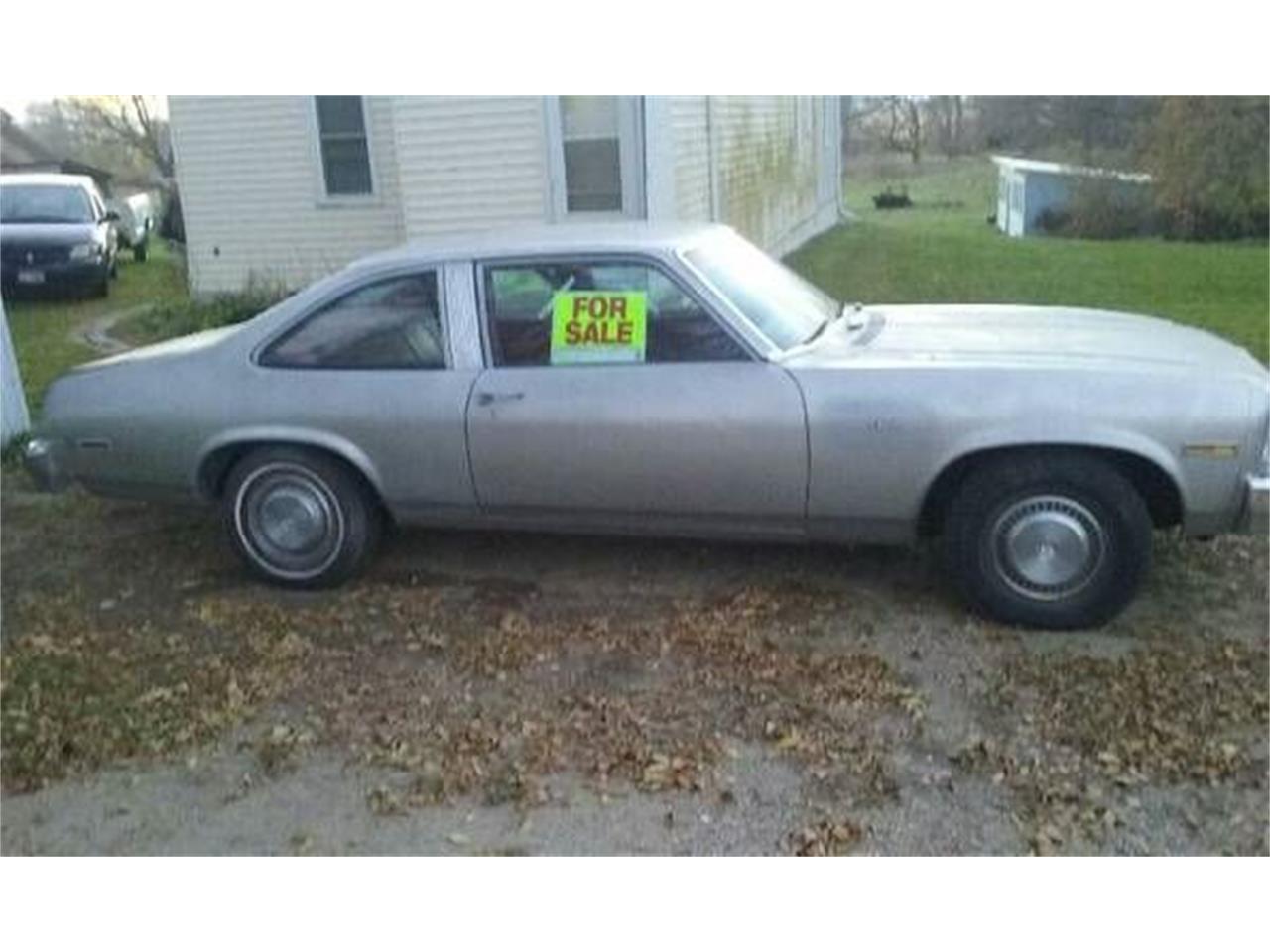 1979 Chevrolet Nova (CC-1117500) for sale in Cadillac, Michigan