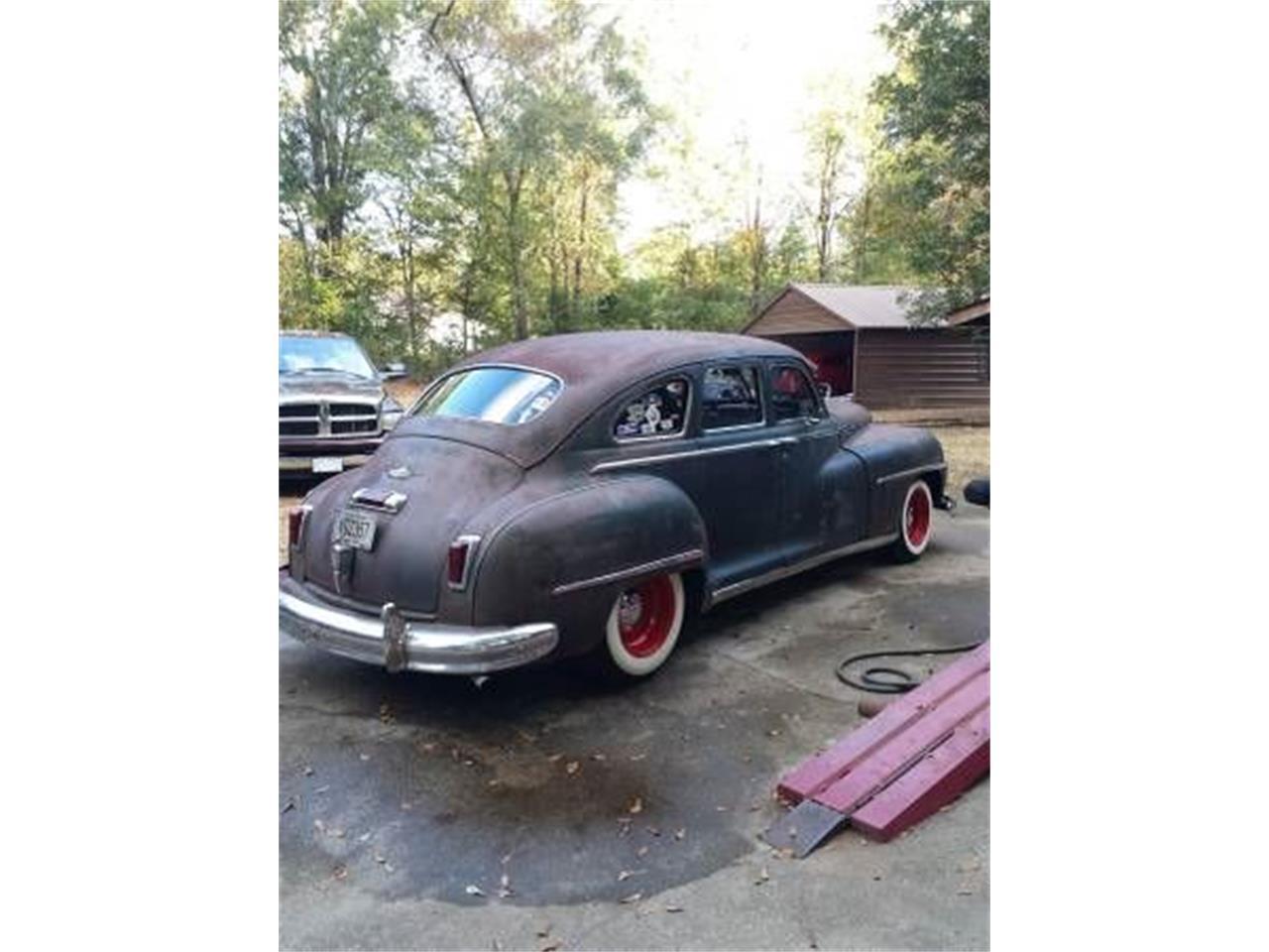 1948 DeSoto 4-Dr Sedan (CC-1117515) for sale in Cadillac, Michigan