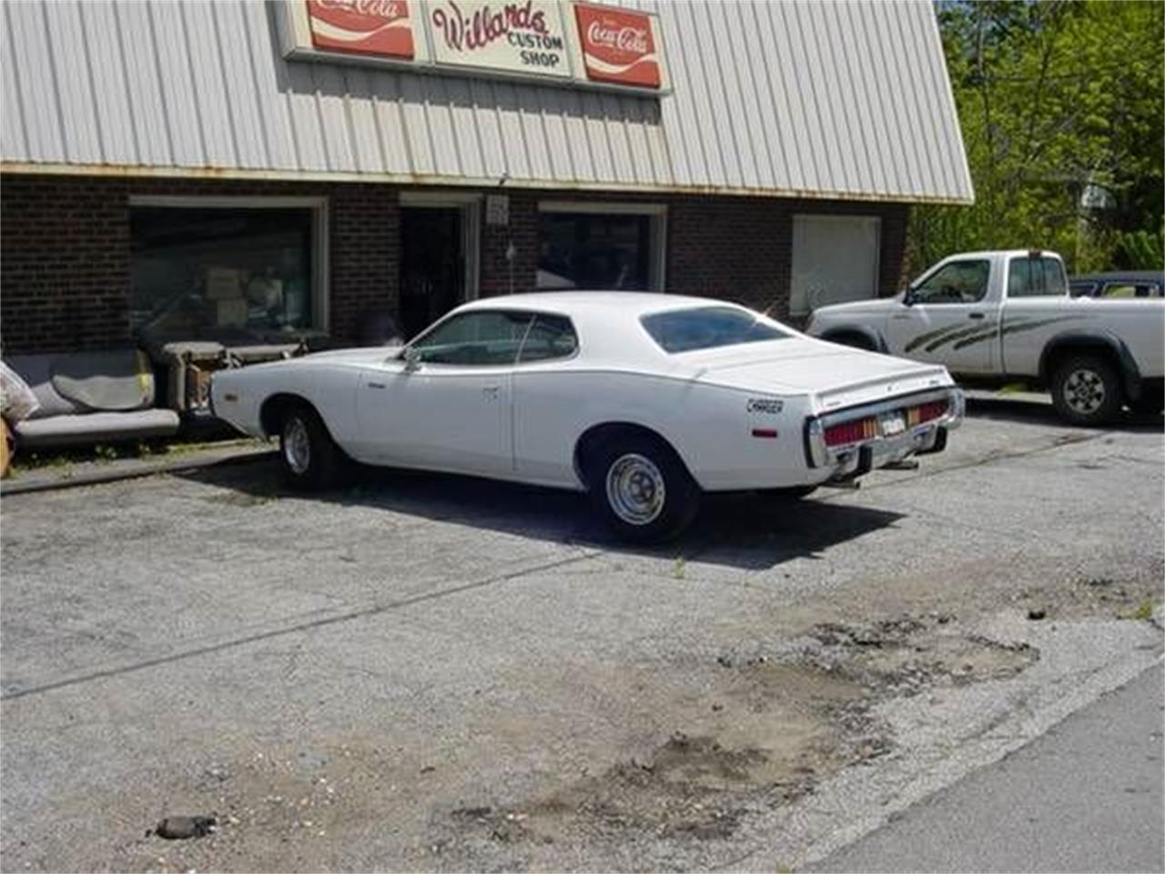 1973 Dodge Charger (CC-1117516) for sale in Cadillac, Michigan