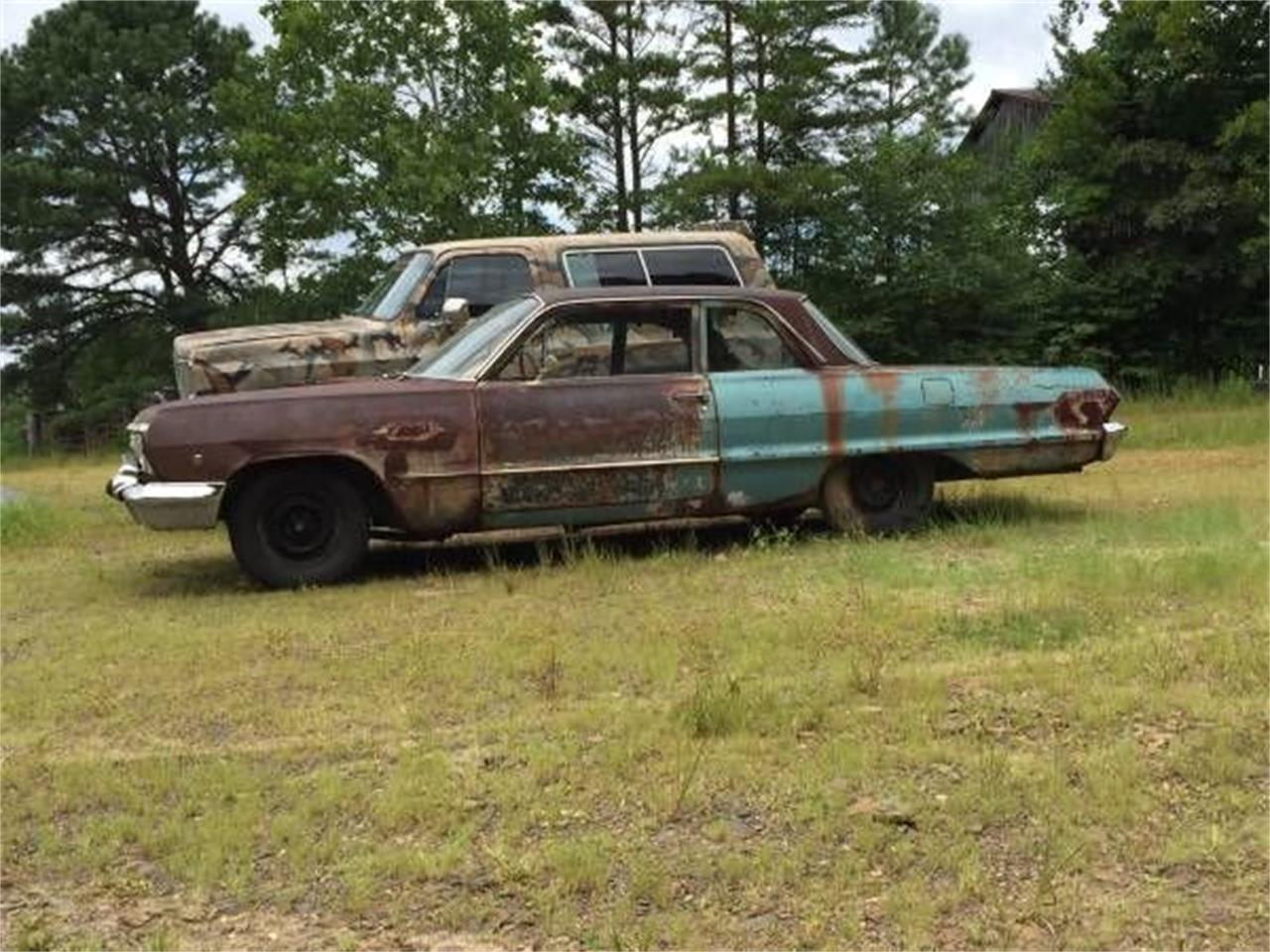 1963 Chevrolet Bel Air (CC-1117520) for sale in Cadillac, Michigan