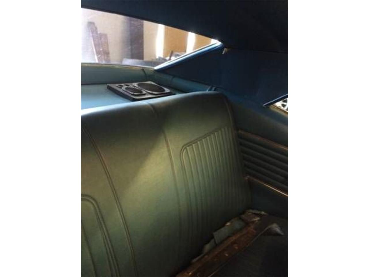 1968 Chevrolet Camaro (CC-1117527) for sale in Cadillac, Michigan
